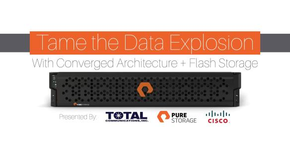 pure storage, cisco ucs, flash storage